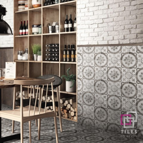 Regal Provincial Gris  200x200 Wall/Floor
